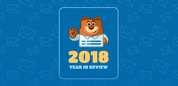 WPForms 2018 Year in Review (Annual Report)