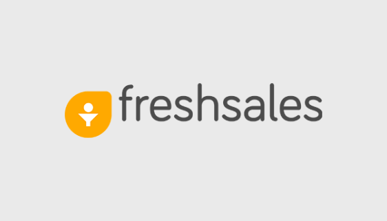 freshsales logo best crm for small business