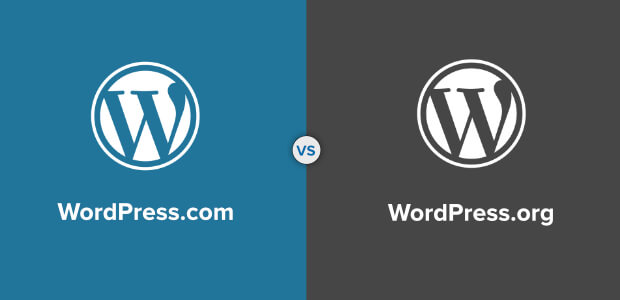 wordpress.com vs wordpress.org comparison
