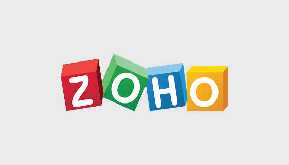 zoho logo best crm for small business