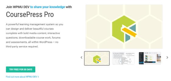 CoursePress Pro Plugin