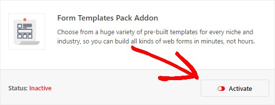 form-templates-pack-addon