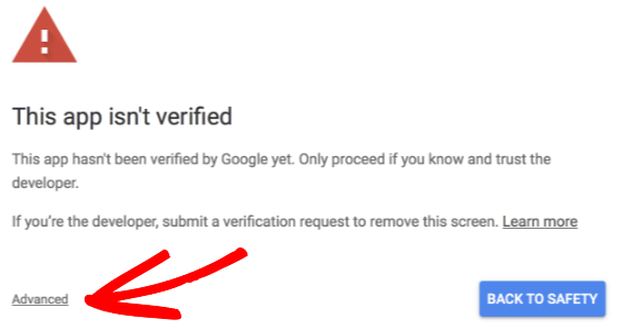 google apps device policy error