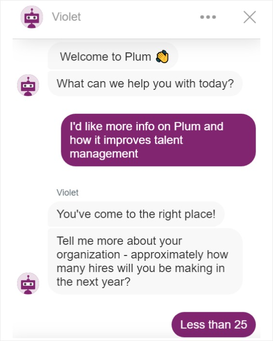 customer data conversational marketing