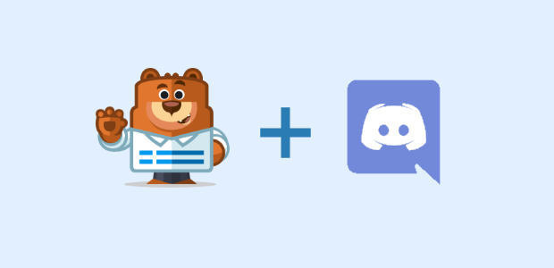 how to connect wordpress contact form to discord