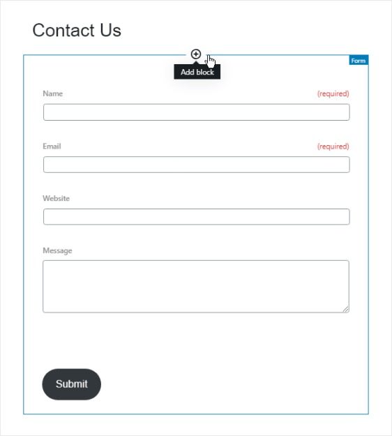 How to Easily Create a WordPress Contact Form Without Jetpack