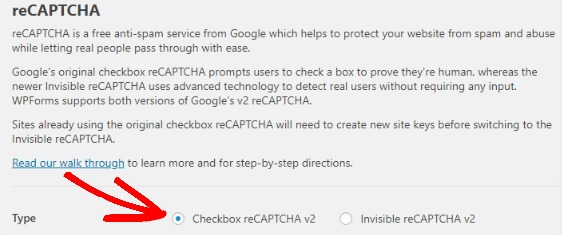 Avoid Spam Messages Using WPForms & reCAPTCHA [Easily!] 2