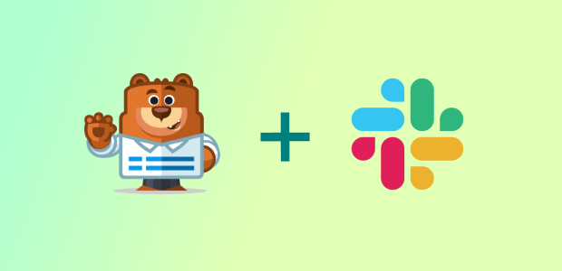 send an automatic Slack invite from WordPress form