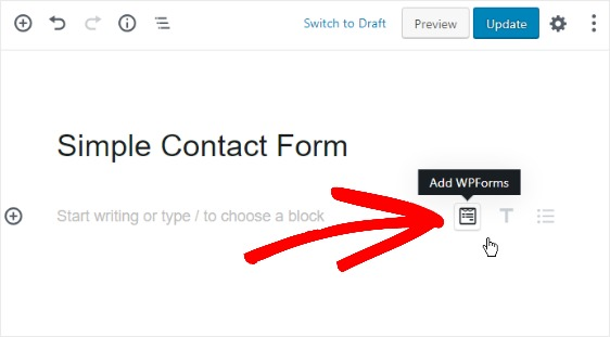 wordpress form with a wordpress date/time picker add to page