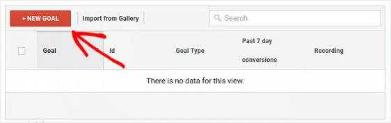 ad new goal google ads conversion tracking