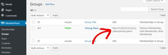 create a wordpress membership