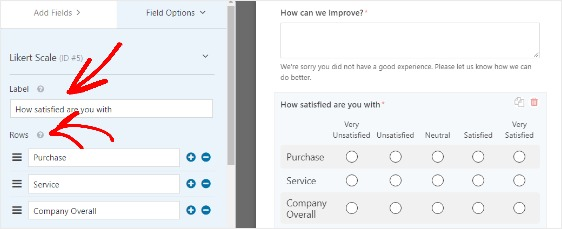 likert scale patient satisfaction survey