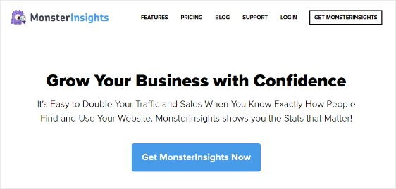 monsterinsights woocommerce plugin