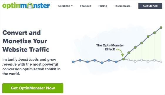 optinmonster grow membership website registrations