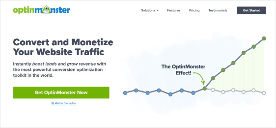 optinmonster sales and marketing