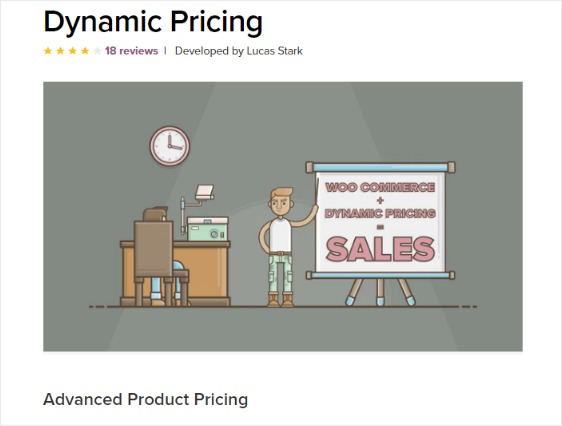 product prices dynamic pricing