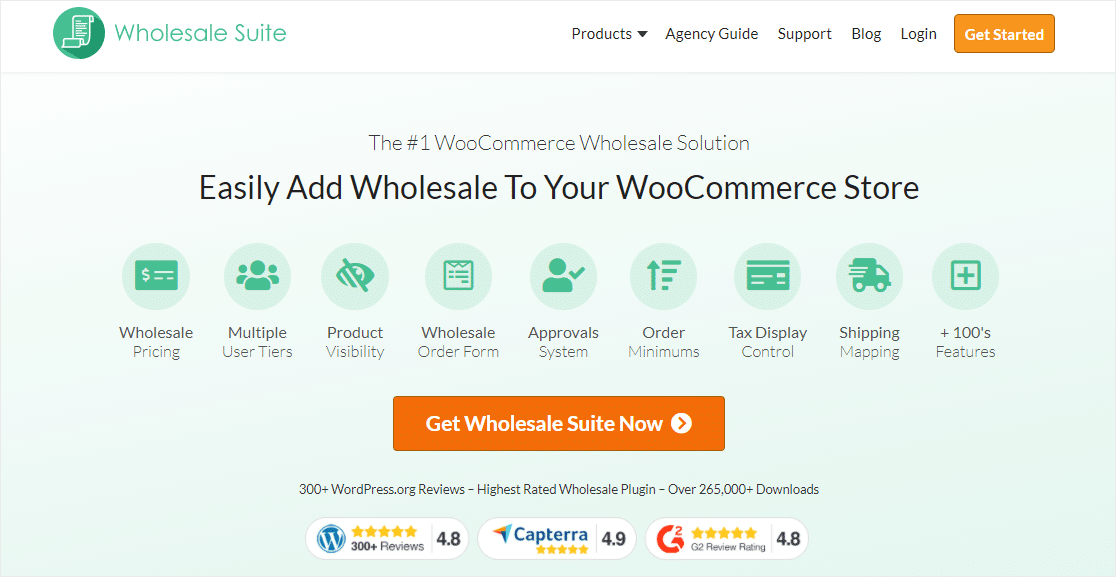 wholesale suite best woocommerce plugins
