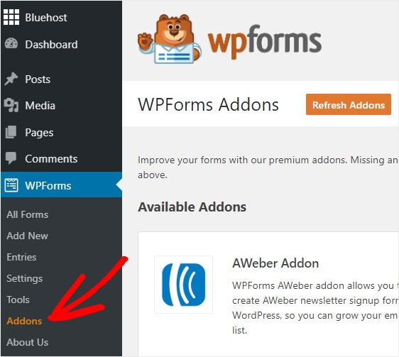 addon for how to create nps survey form in WordPress