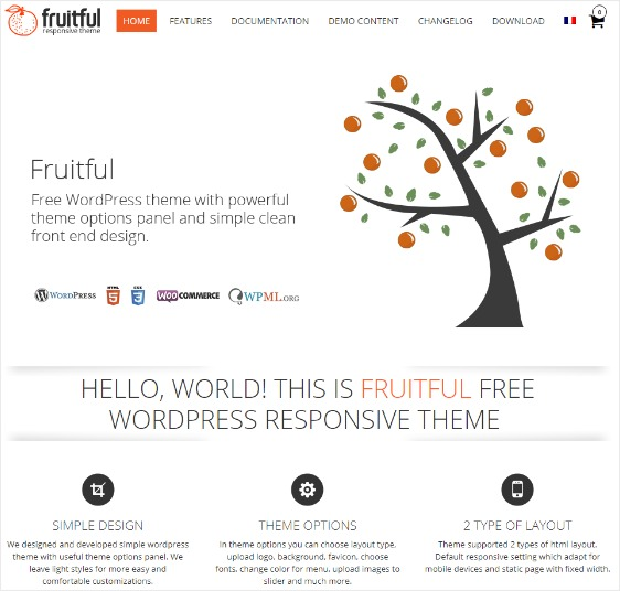 best free wordpress themes for business website