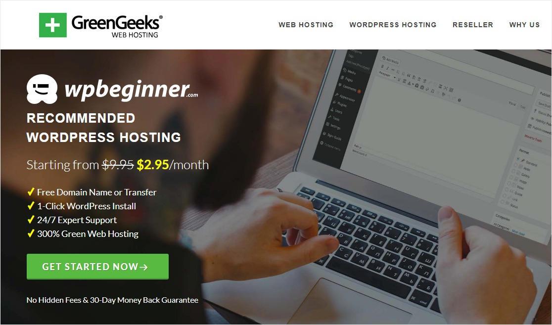 features include fastest wordpress hosting