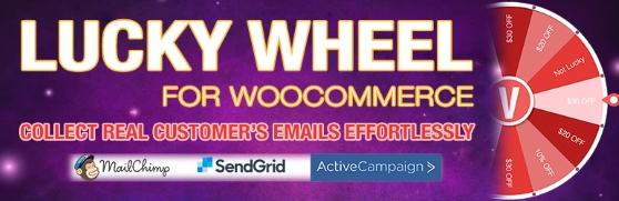 Lucky Wheel for WooCommerce plugin