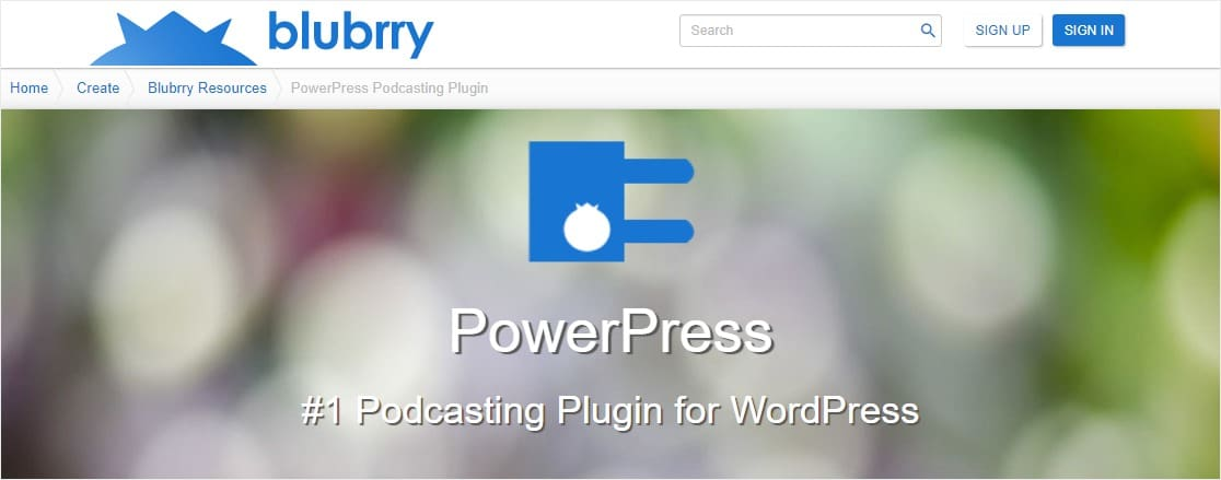 blubrry podcast powerpress plugin