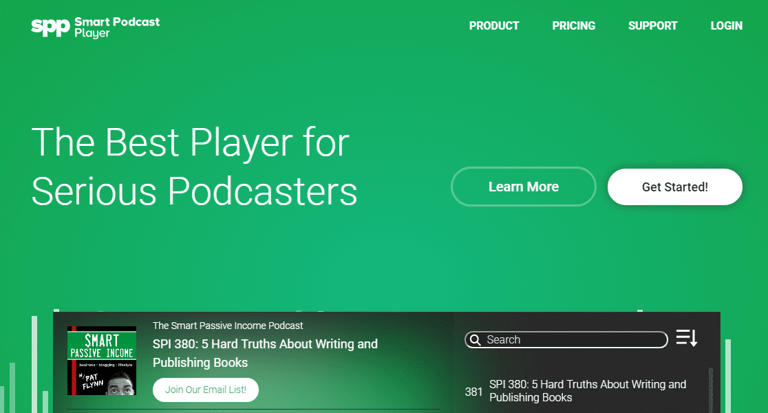 smart podcast player wordpress plugin