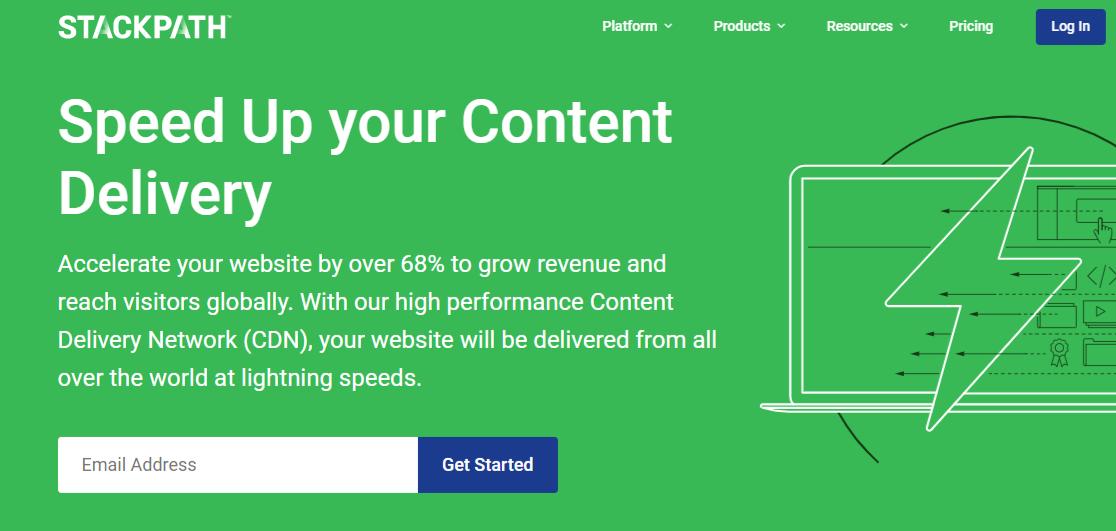 StackPath - Best CDN Provider