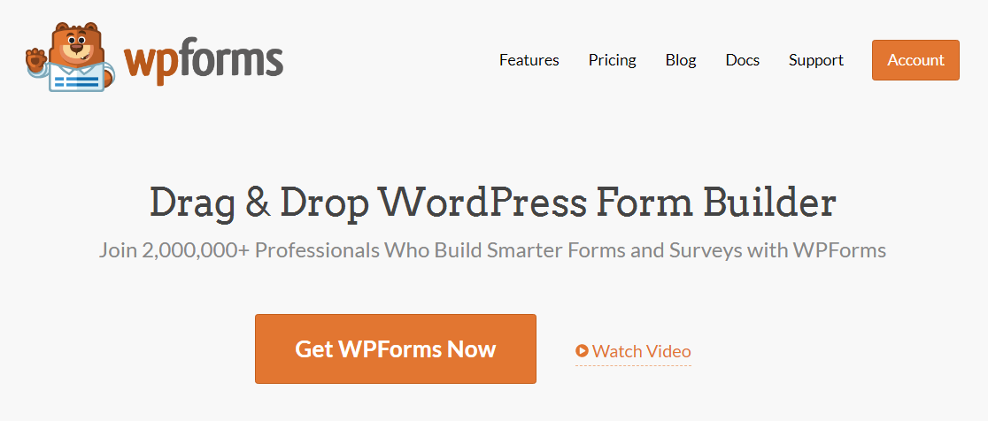 wpforms best alternative to contact form 7