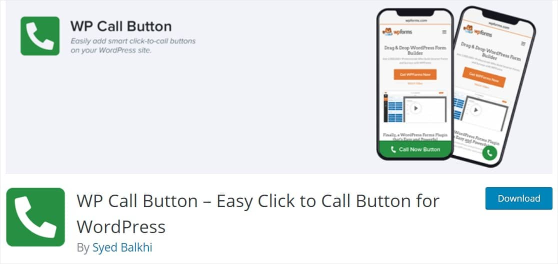 add a click to call button to your wordpress site in minutes