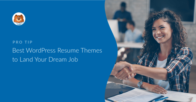 best-wordpress-resume-themes-to-land-your-dream-job