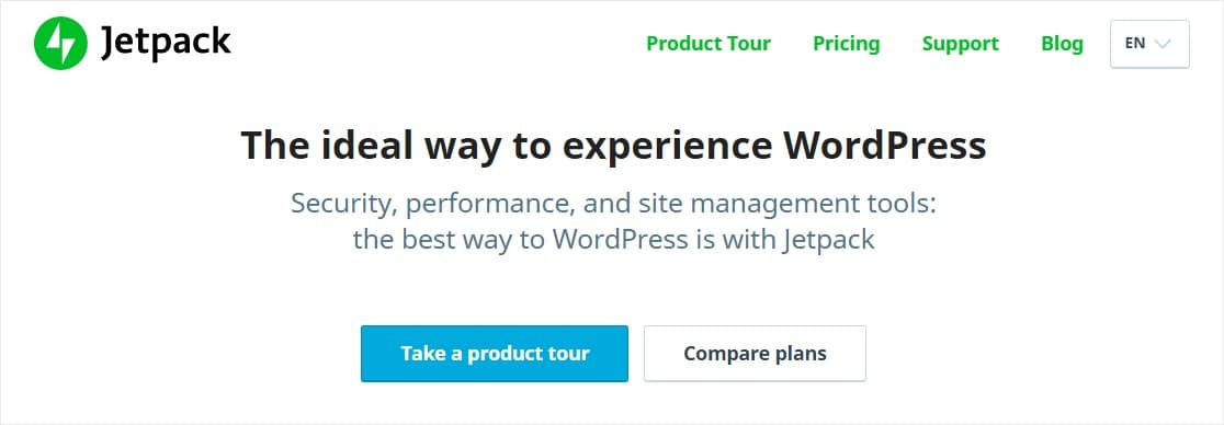 jetpack security protects your wordpress sites