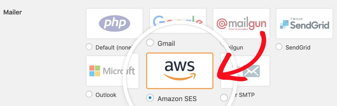Select-the-Amazon-SES-mailer-in-WP-Mail-SMTP