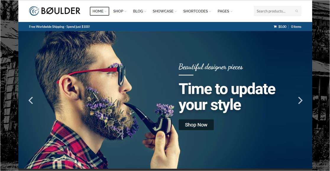 Boulder best responsive wordpress themes