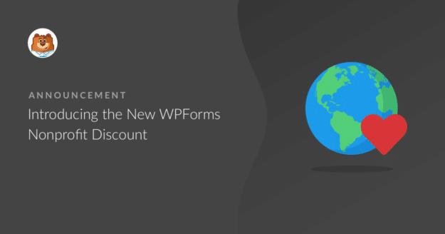 introducing-the-new-wpforms-nonprofit-discount