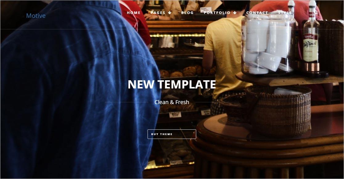 Motive best responsive wordpress themes