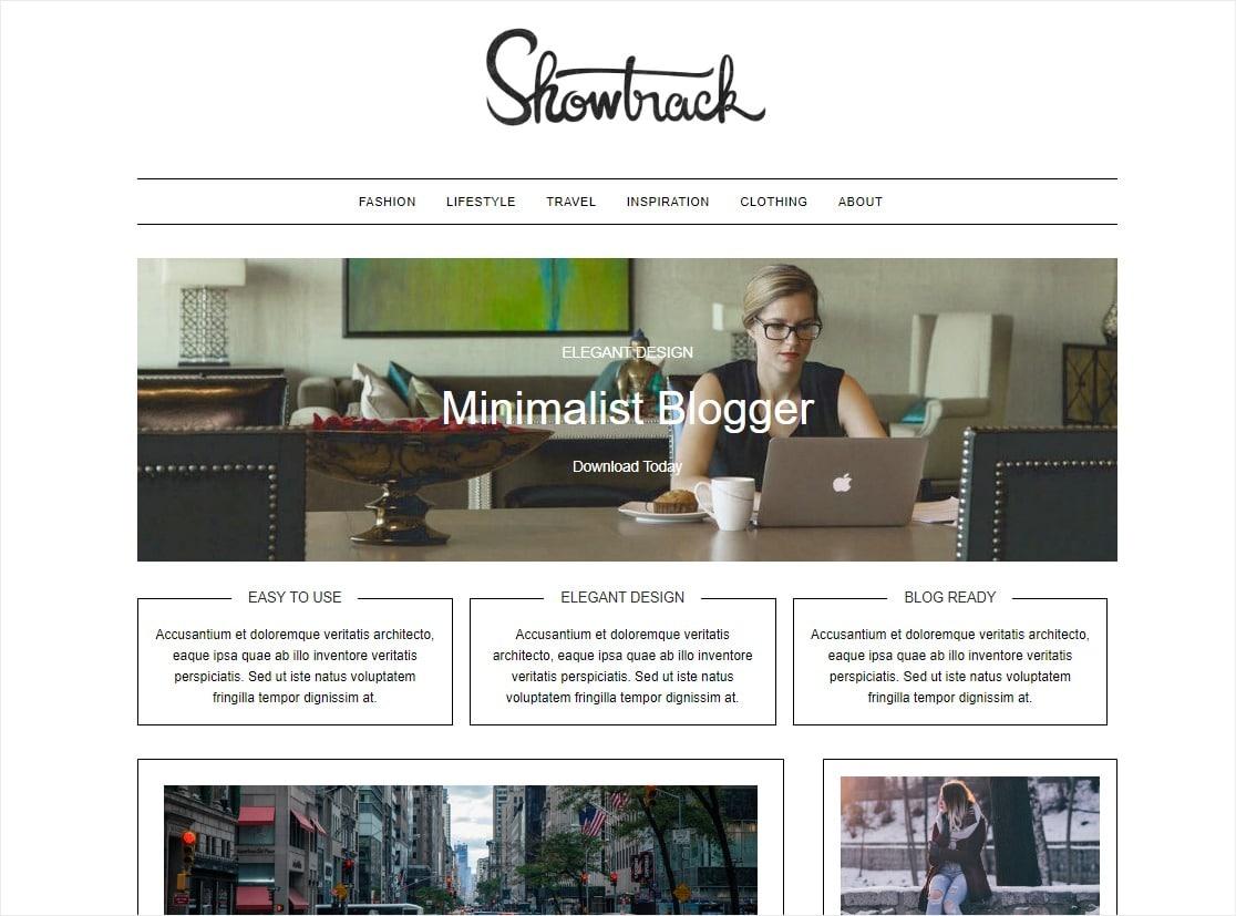 superbthemes minimalistblogger