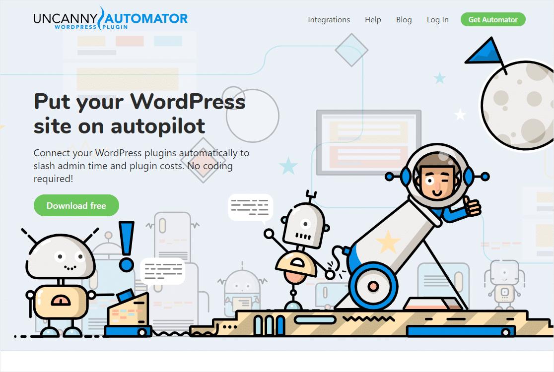 wordpress best plugins uncanny automator