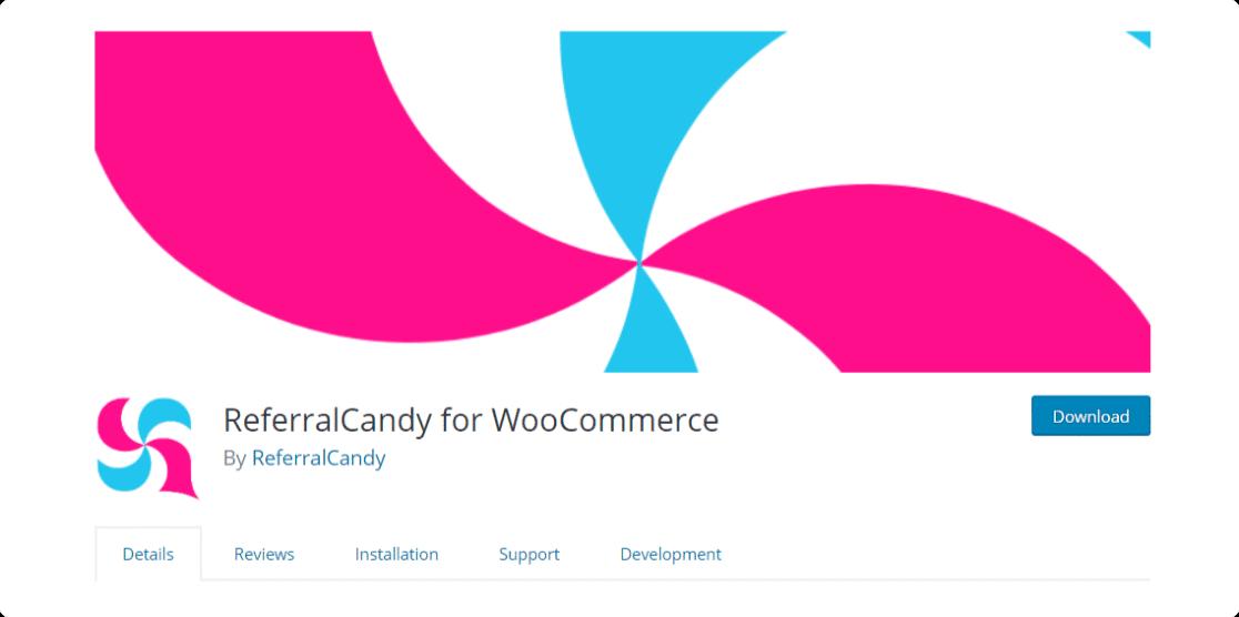 ReferralCandy for WooCommerce free best wordpress affiliate plugins