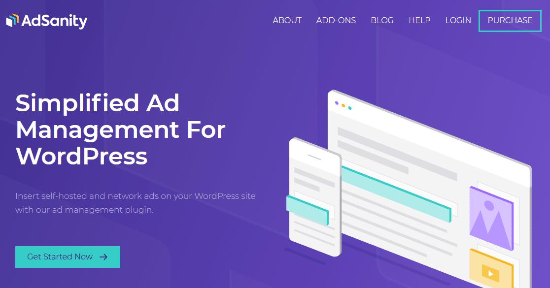 adsanity best wordpress affiliate plugins