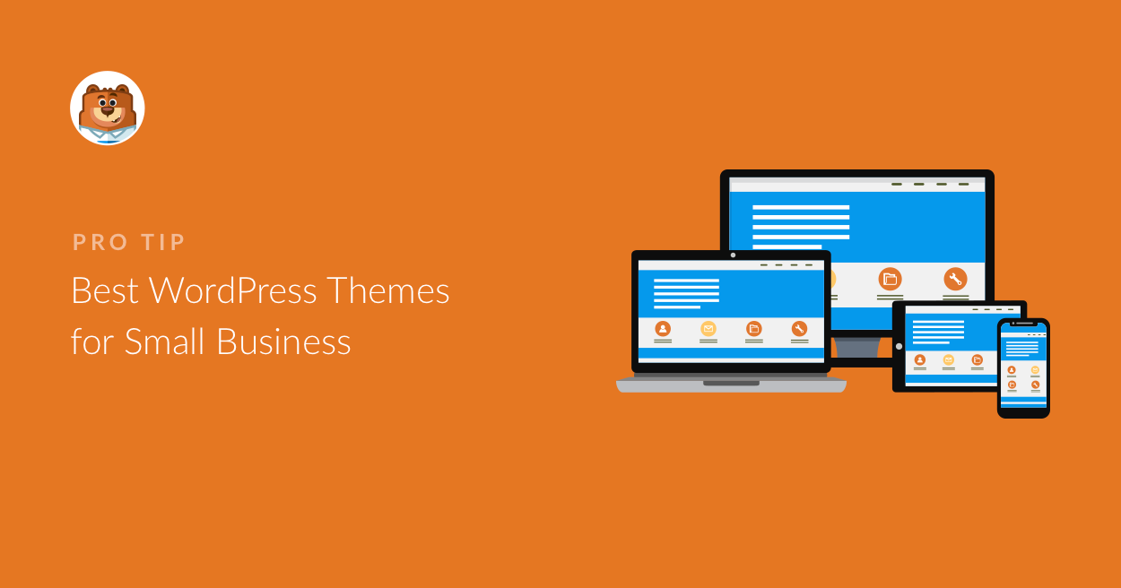 29 Best Wordpress Themes For Small Businesses 2021