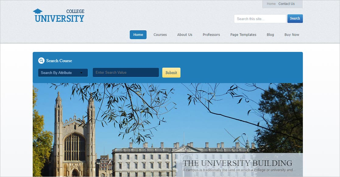 Education Academy best education wordpress themes