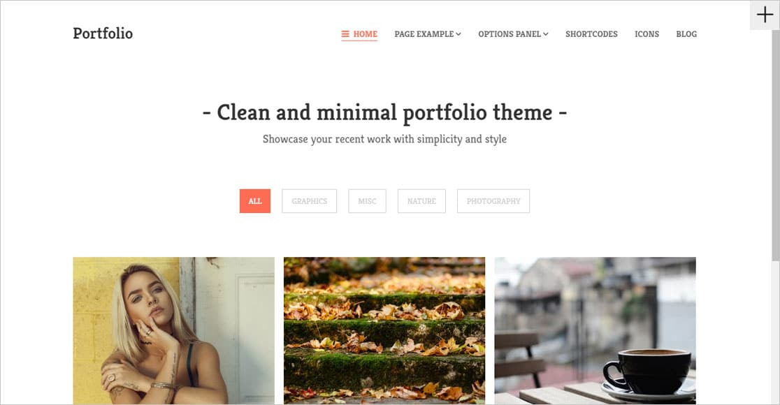 MyThemeShop Portfolio