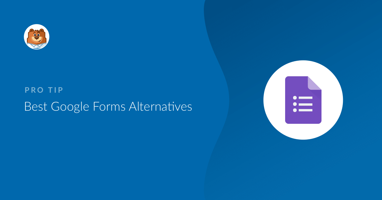 30 Best Google Forms Alternatives for Collecting Data Online