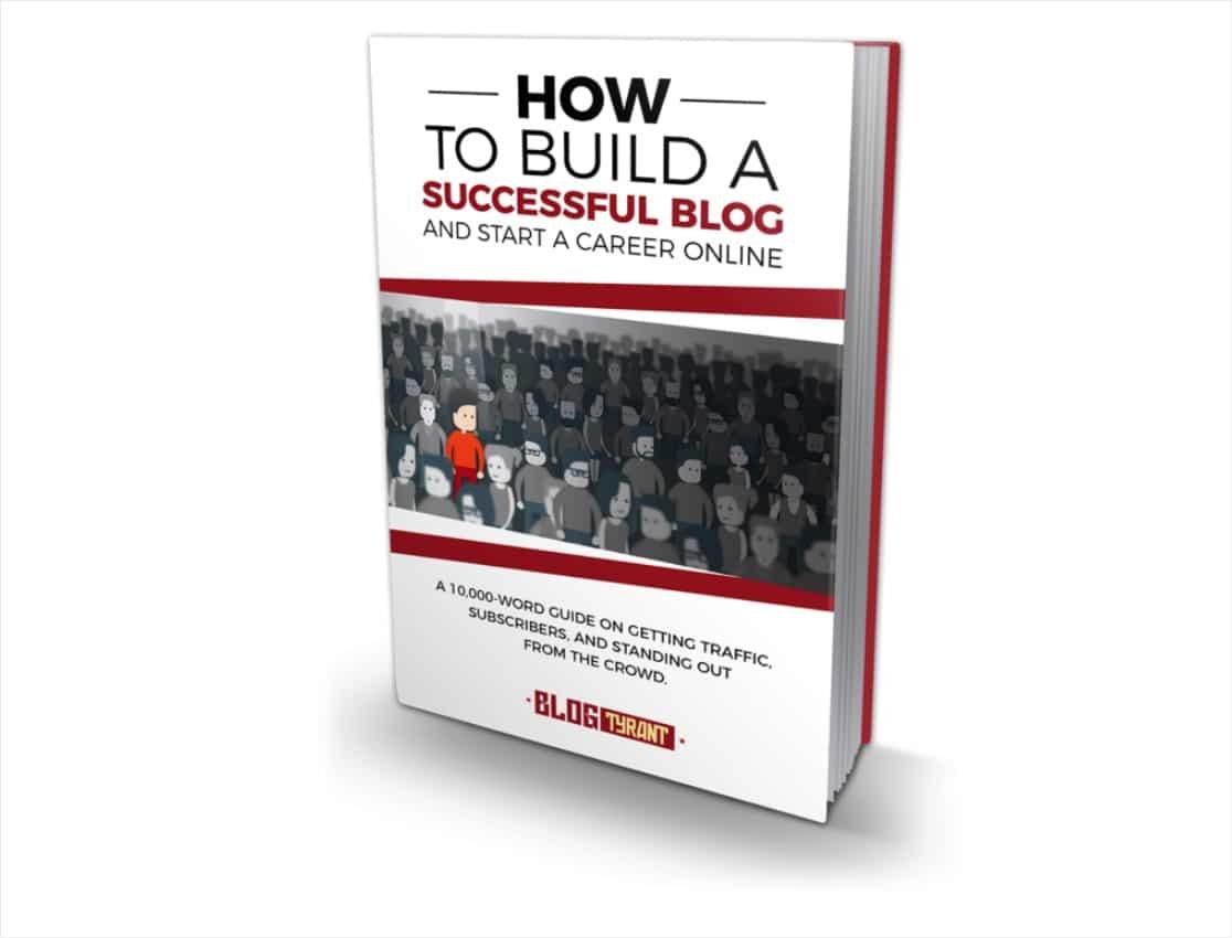 make money blogging with ebooks