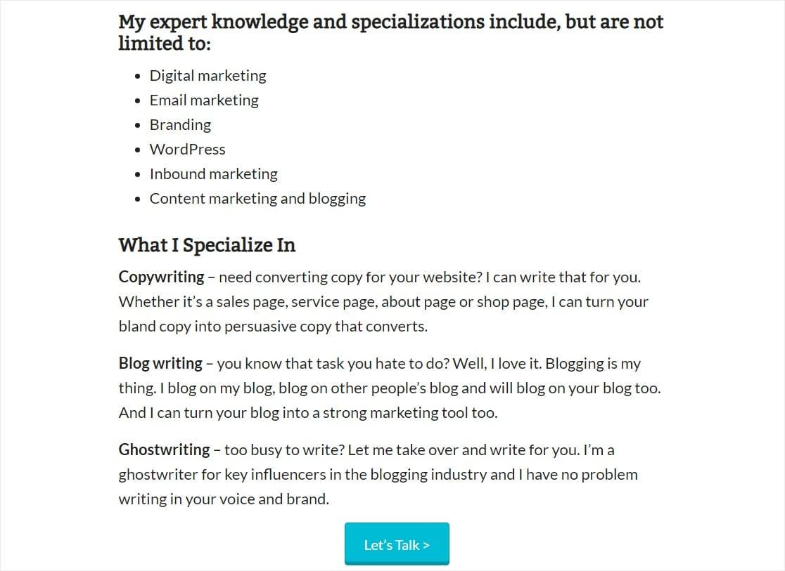 make money blogging with freelancing