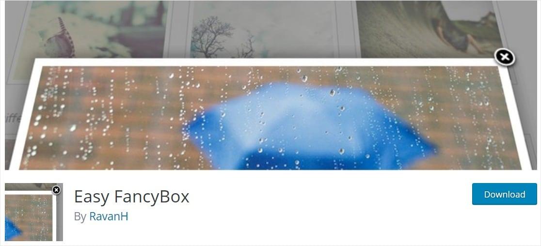 easy fancybox