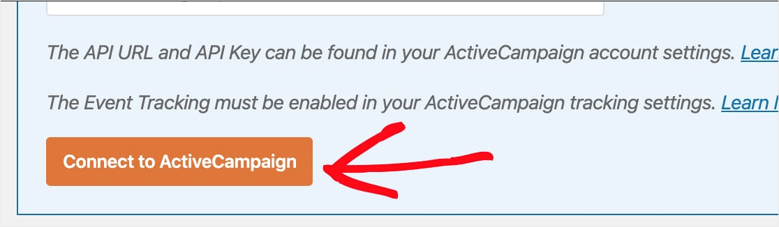 connect activecampaign form to wpforms in wordpress