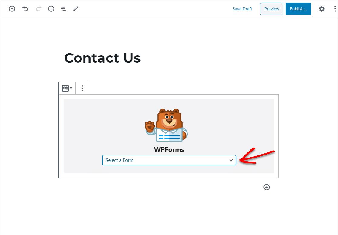 select your number range slider form