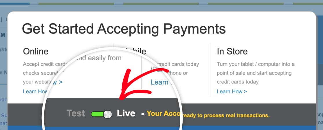How to install Authorize.Net on WordPress site and accept payment